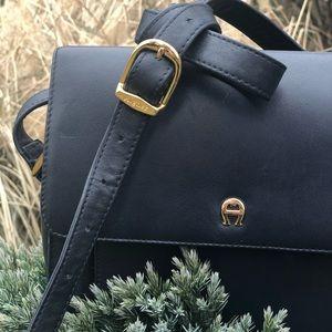 Etienne Aigner Vintage Leather Purse